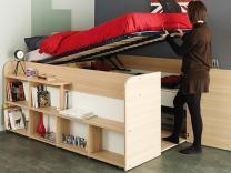 Откуда ноги висят, или как выбрать кровать для подростка?