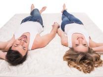 Идеальная двуспальная кровать