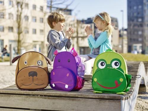 Детский рюкзак Сиберг Гиппопотам