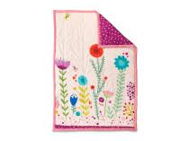 Детское одеяло Лана Цветущий Сад