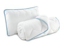 Набор классические одеяло и подушка Siena