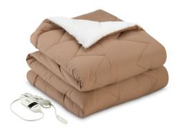 Одеяло с подогревом Теплые объятия Dormeo