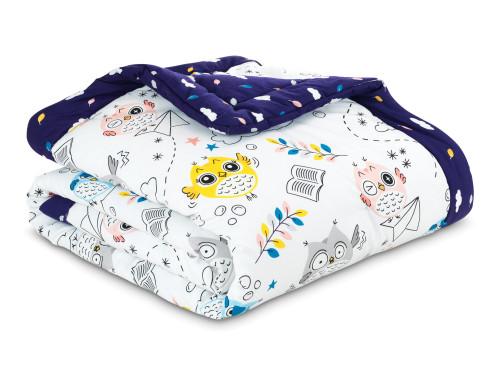 Одеяло Эмоциональные Совушки