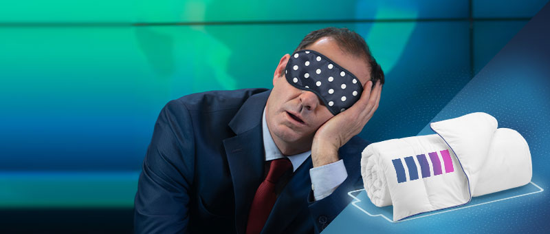Подзаряди себя во Всемирный день сна!
