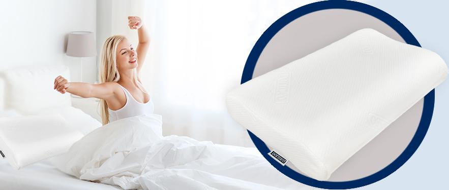 Ортопедическая подушка комфорт