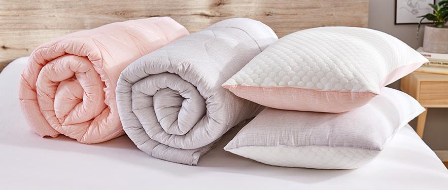 Набор подушка и одеяло Желанный сон