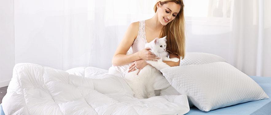 Набор одеяло и подушка Слип Сенсейшн