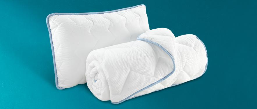 Подушка и одеяло Siena