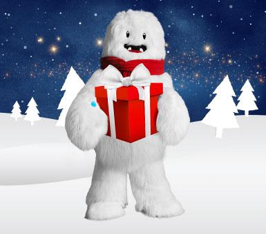 Отмечайте зимние праздники вместе с нами!