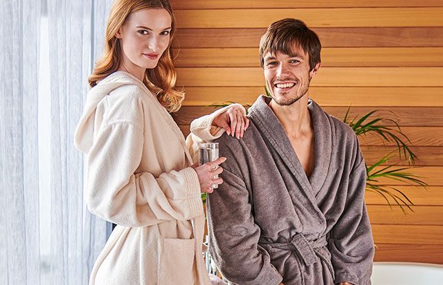 Домашний халат Dormeo Dalia