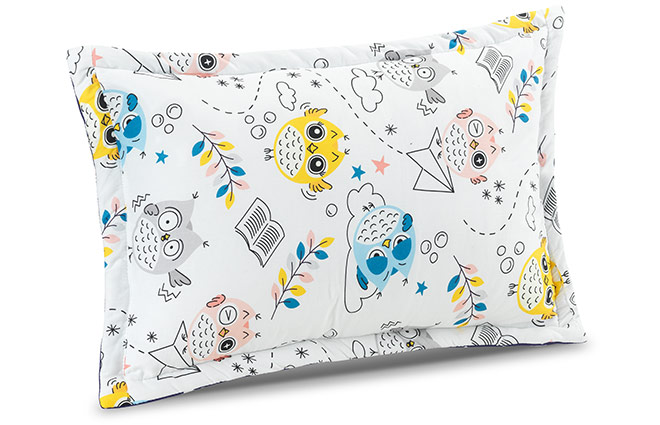 Dormeo Emotion Owl Pillow