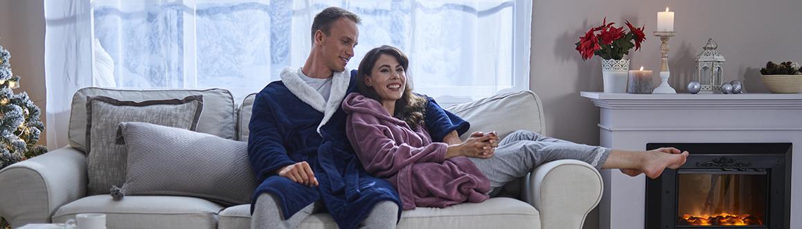 Домашний халат Warm Hug III