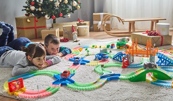 Magic Tracks Crash Set